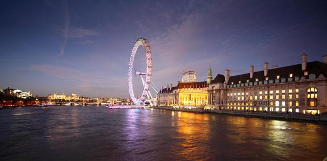 London Mariott hotel