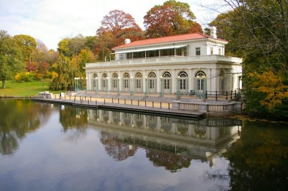 Prospect Park Small Lake