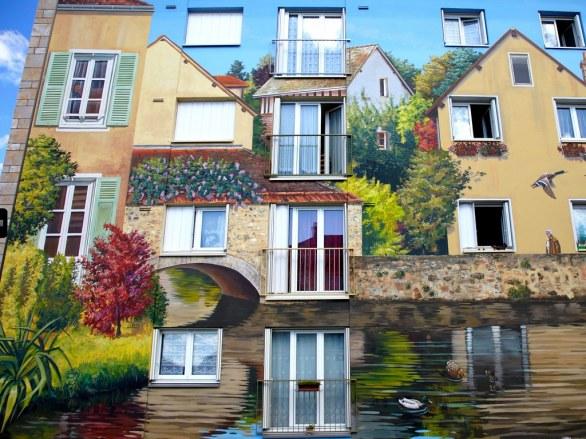 Murals in the neighborhood of Bel Air (4)