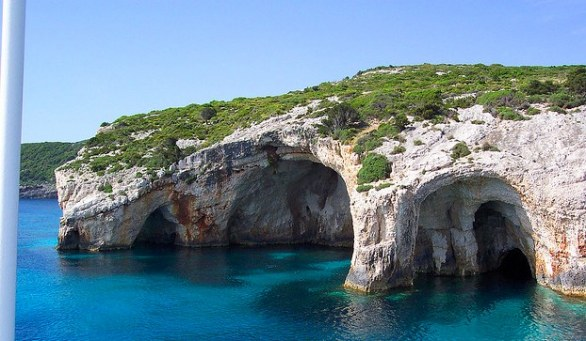 Beaches of Zante