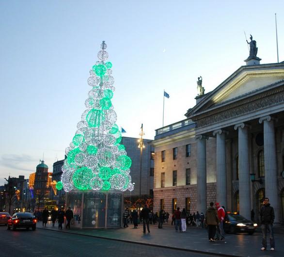 DESCUBRIR: Cosas Que Hacer En Dublín Para La Navidad Entre