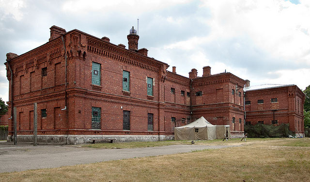 Karosta Prison Hotel