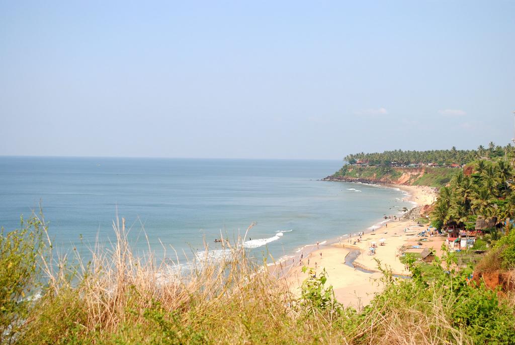 Papanasam Varkala Beach