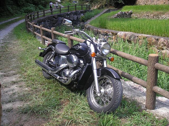 My motorbike journey