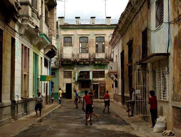 Neighborhoods of Havana