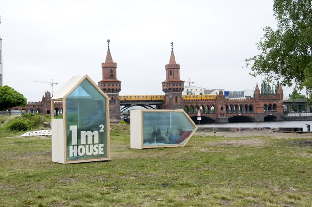 1M2 House in Berlin