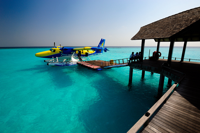 Around Maldives