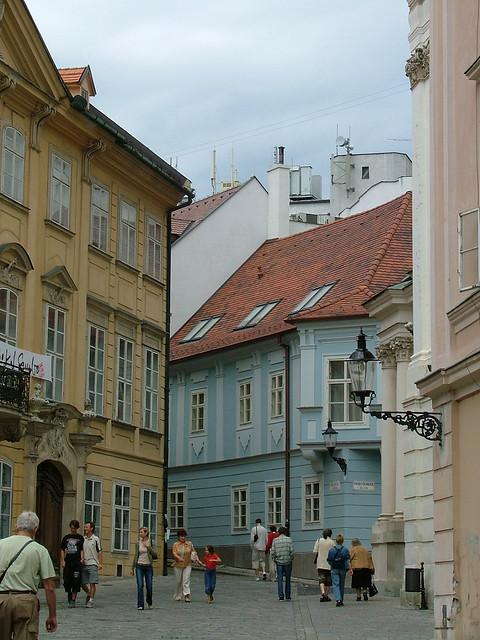 Bratislava (Pozsony)