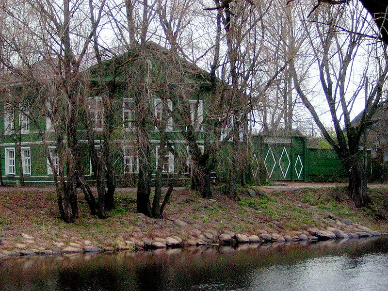 Dostoevsky's House