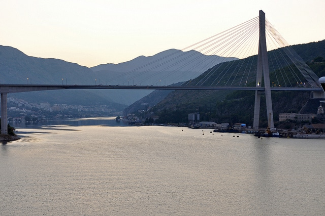 Bridge to Dubrovnic
