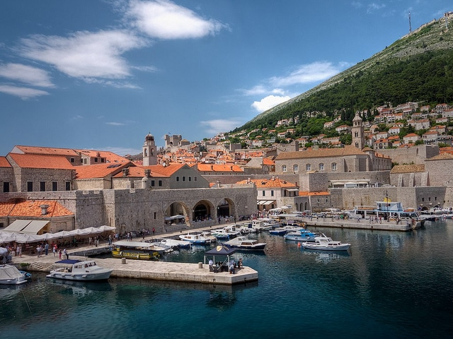 Dubrovnic Port