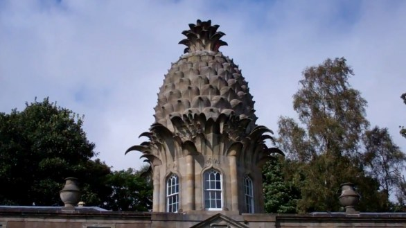 Dunmore Pineapple House