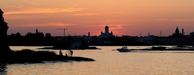 Helsinki Cityscape