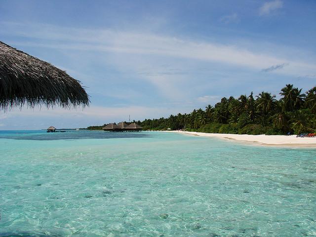 Maldives in December