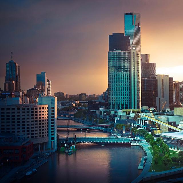 Melbourne City Australia