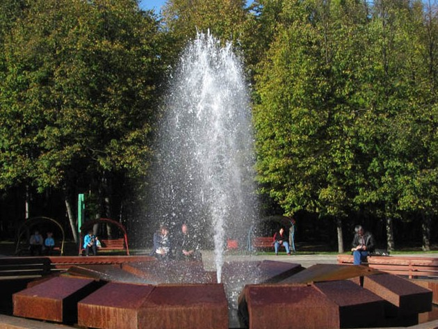 Muravyovsky Fountain
