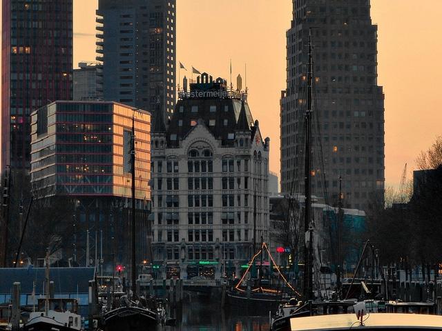 Rotterdam - Witte Huis