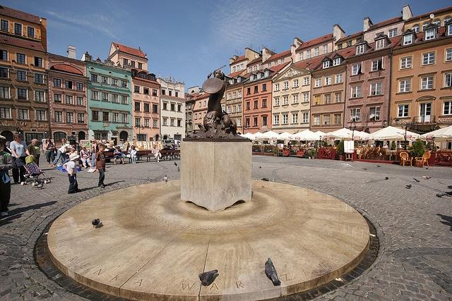 Rynek Starego Miasto square