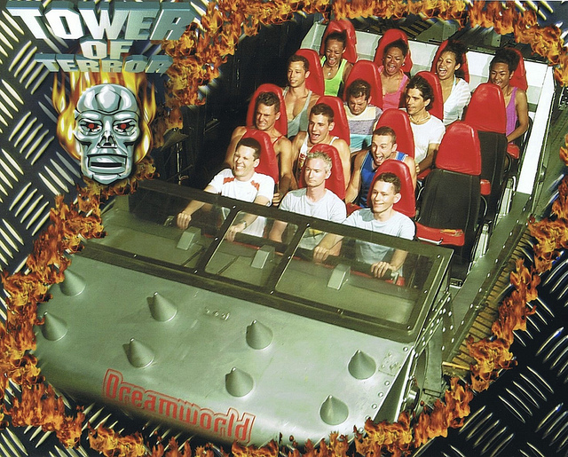 Tower of Terror Dreamworld