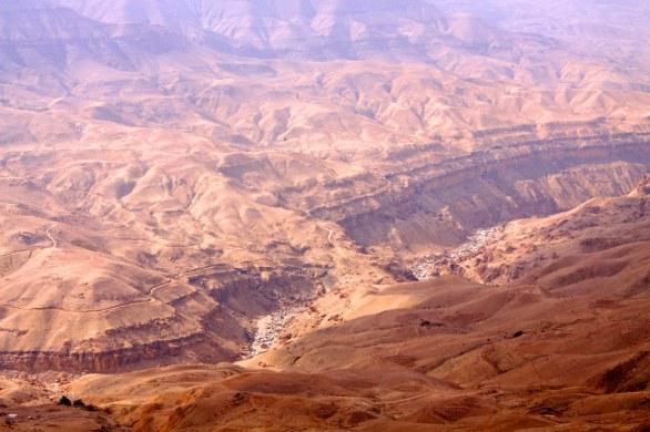 Wadi Mujib Sunrise