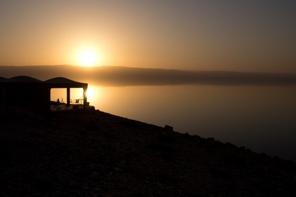 Wadi Mujib Sunset