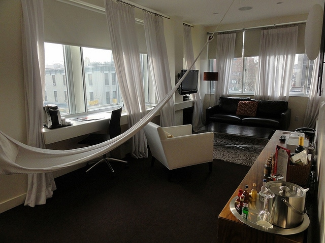 Nu Suite at Nu Hotel Brooklyn New York