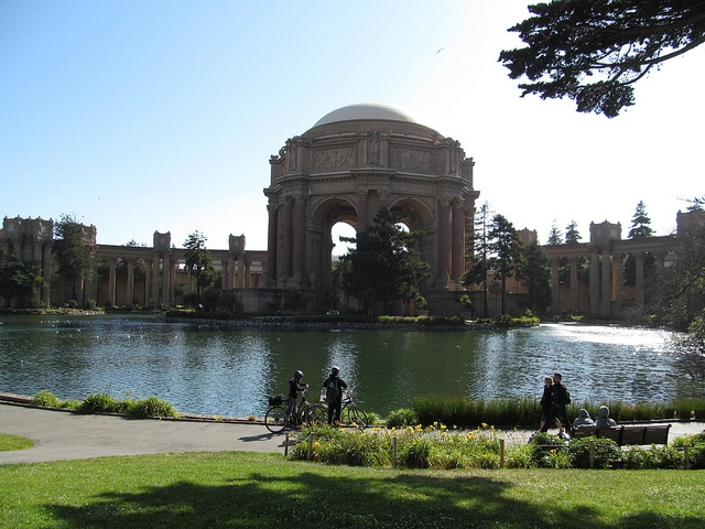 Palace of Fine Arts - San Francisco, California