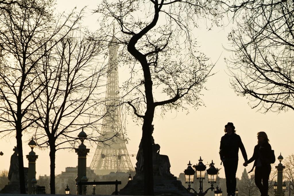Valentines in Paris