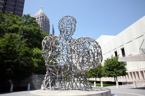Woodruff Arts Center in Atlanta, Georgia.