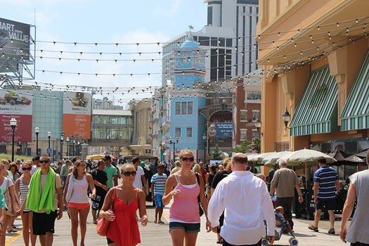 Atlantic City Boardwalk, Atlantic City, New Jersey