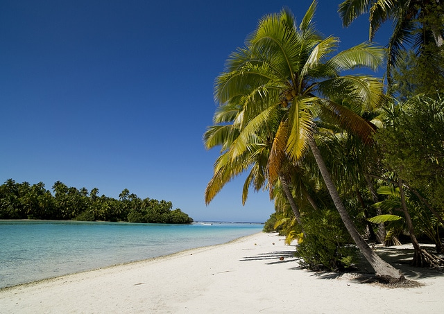 Cook Islands - One Foot Island