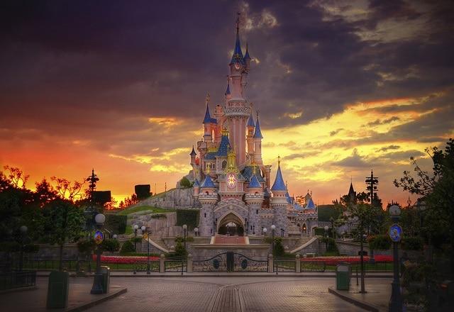 Disneyland Paris Beauty
