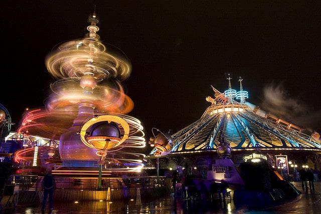 Disneyland Paris Games