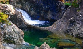 Magic Scotland | Fairy Pools in Isle of Skye