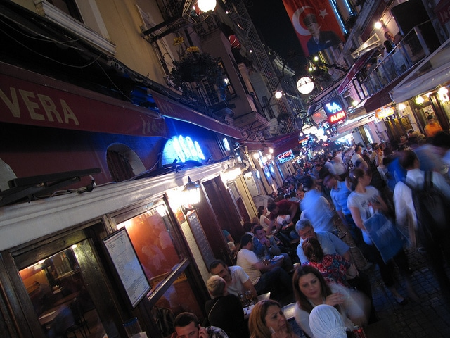 Istanbul Nightlife