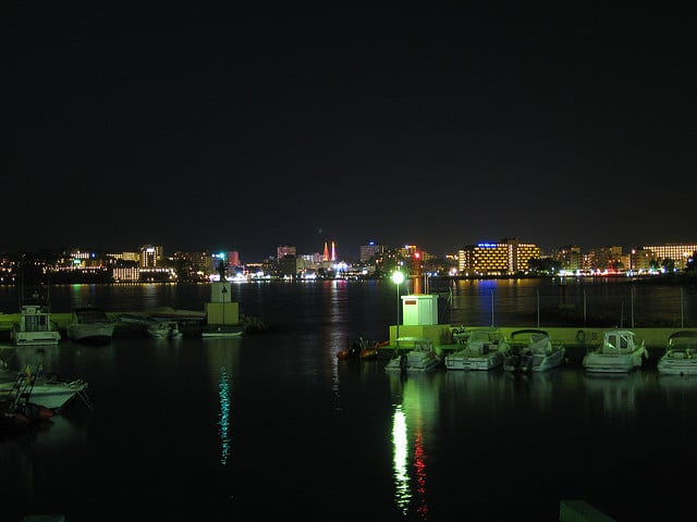 Magaluf at Night