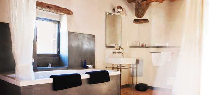 Maison d'Ulysse - Bathroom
