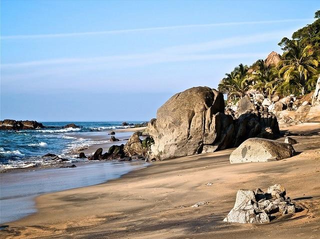 Mexico Playa Escondida