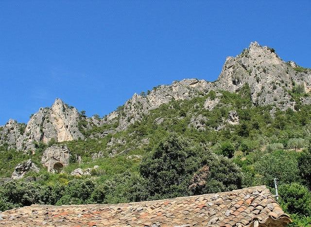 Saint Guilhem le Désert Mountain