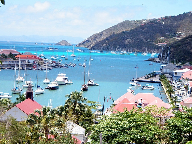 St. Barth Port