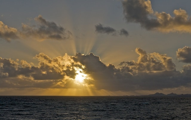 St. Barth Sunrise
