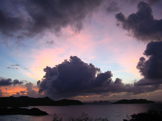 St. Barth Sunset