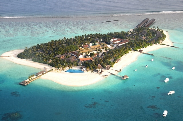 Velassaru Maldives Resort Panorama