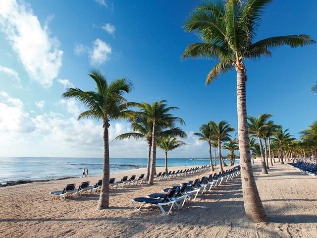 Mayan Riviera Barcelo Hotels Beach