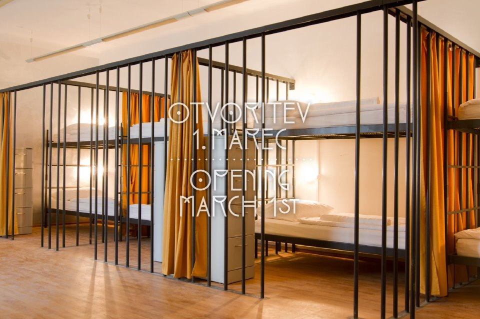 Hotel Tresor | A hostel in the old bank of Ljubljana | Trip and ...