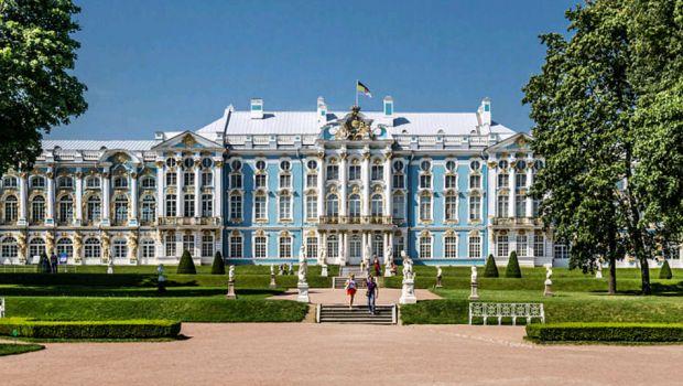 Rococo Catherine Palace