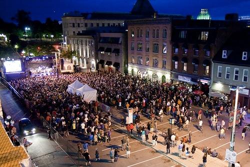 Fest in Ottawa