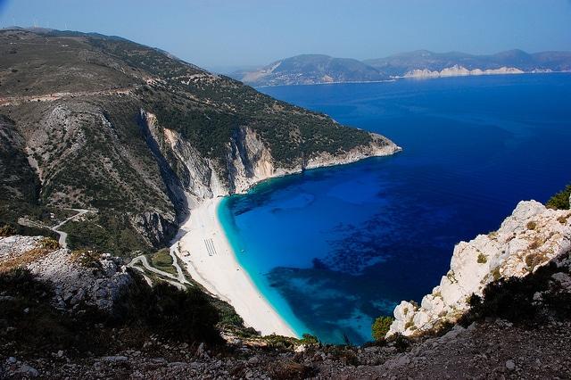 Myrthos Beach