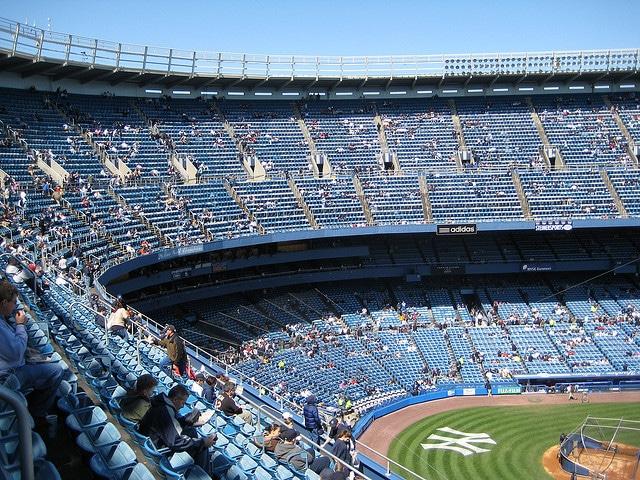 Yankee Stadium, the Bronx