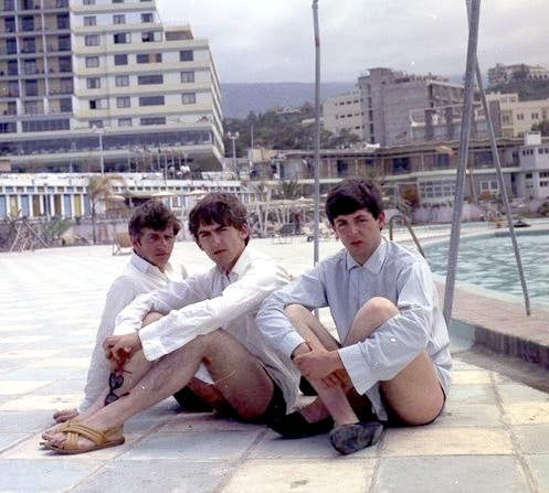 Beatles in Tenerife
